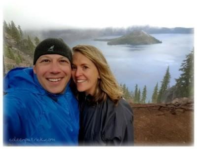 road trip to crater lake oregon
