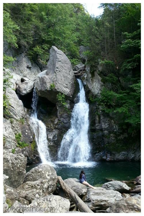 Bash Bish Falls MA