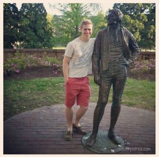 Thomas Jefferson statue Williamsburg_opt
