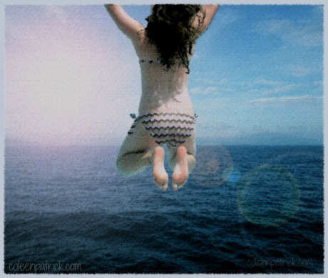 jump into ocean spirit