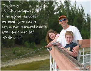 family vacation fishing dodie smith quote _opt
