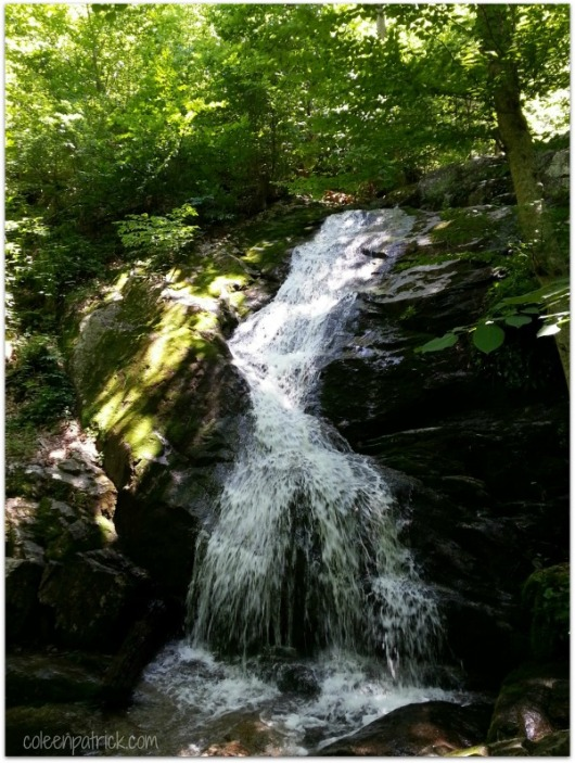 Virginia waterfall hikes
