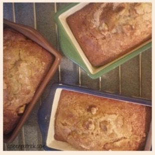 homemade banana bread care packages