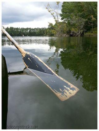 oar boat drifting _opt