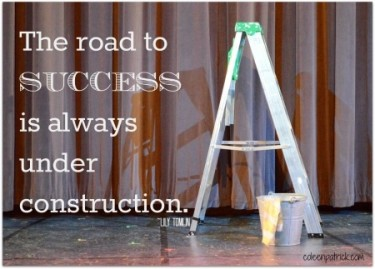 road to success lily tomlin quote