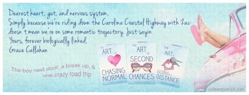 chasing normal 2016 promo Coleen Patrick
