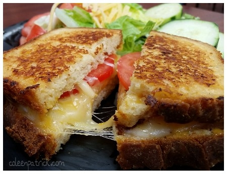 gluten free grilled cheese tillamook oregon