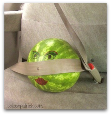 watermelon passenger
