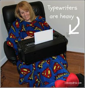 writer evolution typewriters are heavy_opt