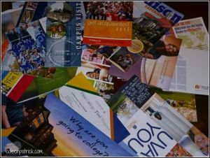 brochures mail college decisions_opt